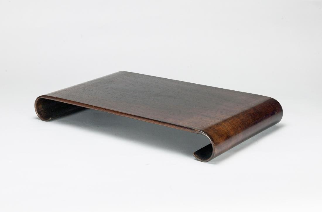 Late Qing /Republic - A Rosewood Stand