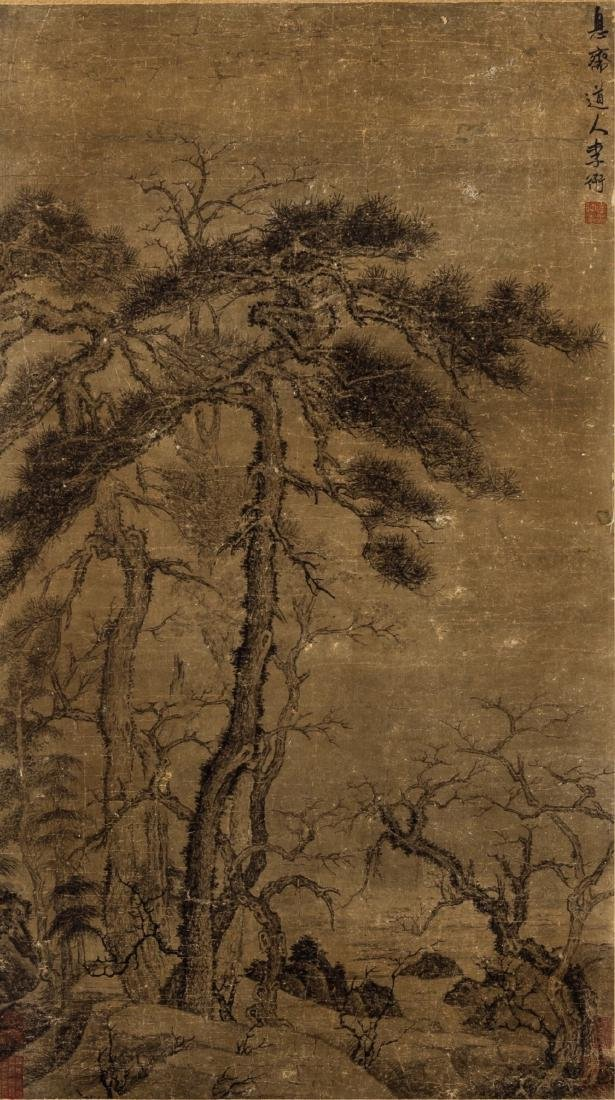 Attributed ToLi Kan(1245-1320)