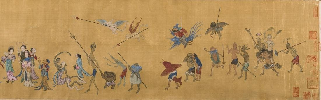 Attributed To Ding Guan Peng(18th Century)