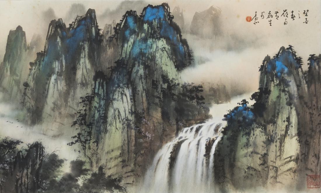 Huang Lei Shan(B.1928)