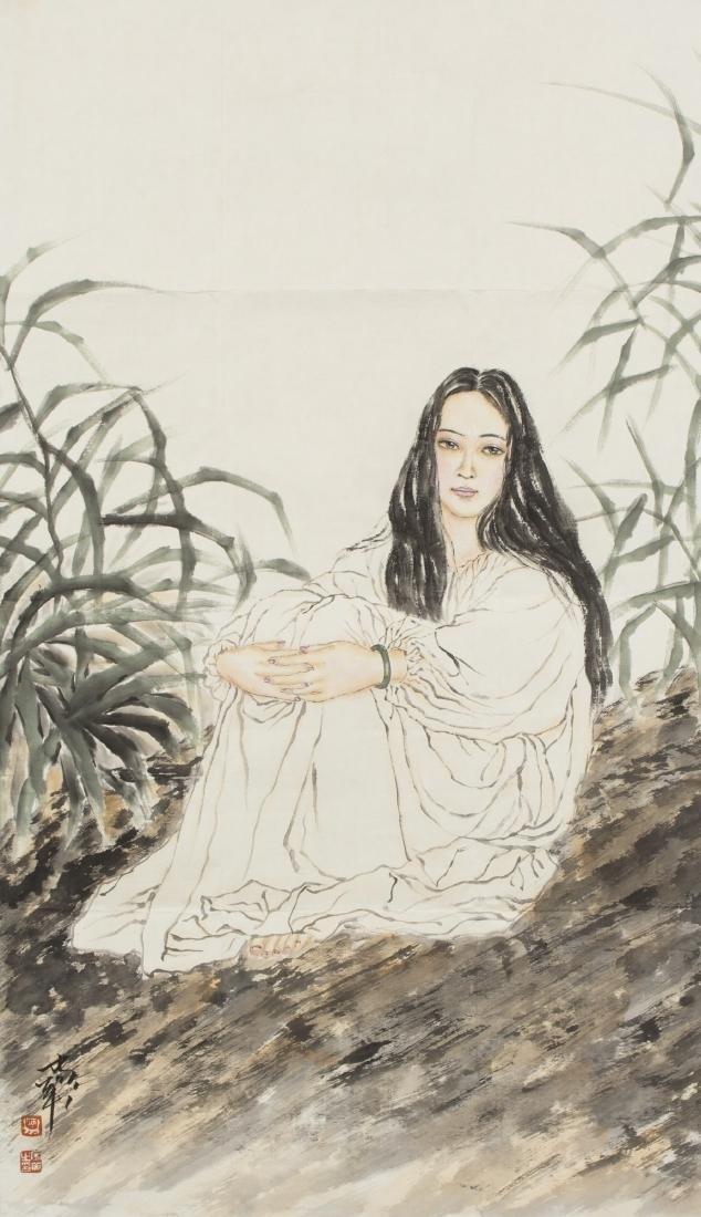 He Jiaying(B.1957)