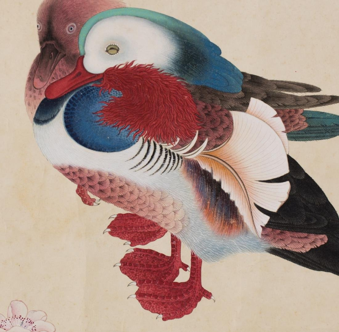 Huang Junbi(1898-1991) Ink And Color On Paper,Mounted, - 2