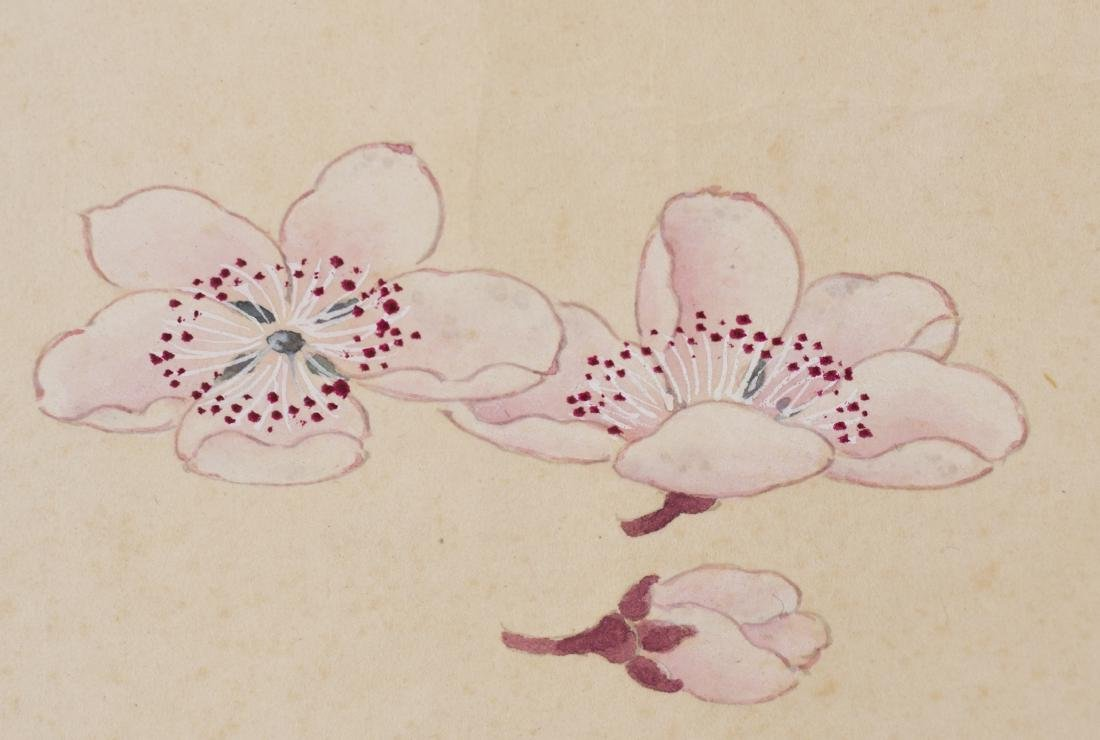 Huang Junbi(1898-1991) Ink And Color On Paper,Mounted, - 6
