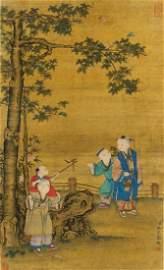 Jin Kun(1662-1722)