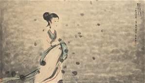 Fu Baoshi (1904-1965),