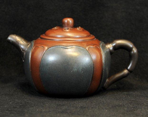 3020:Fan Zaoda, Teapot in Lotus style