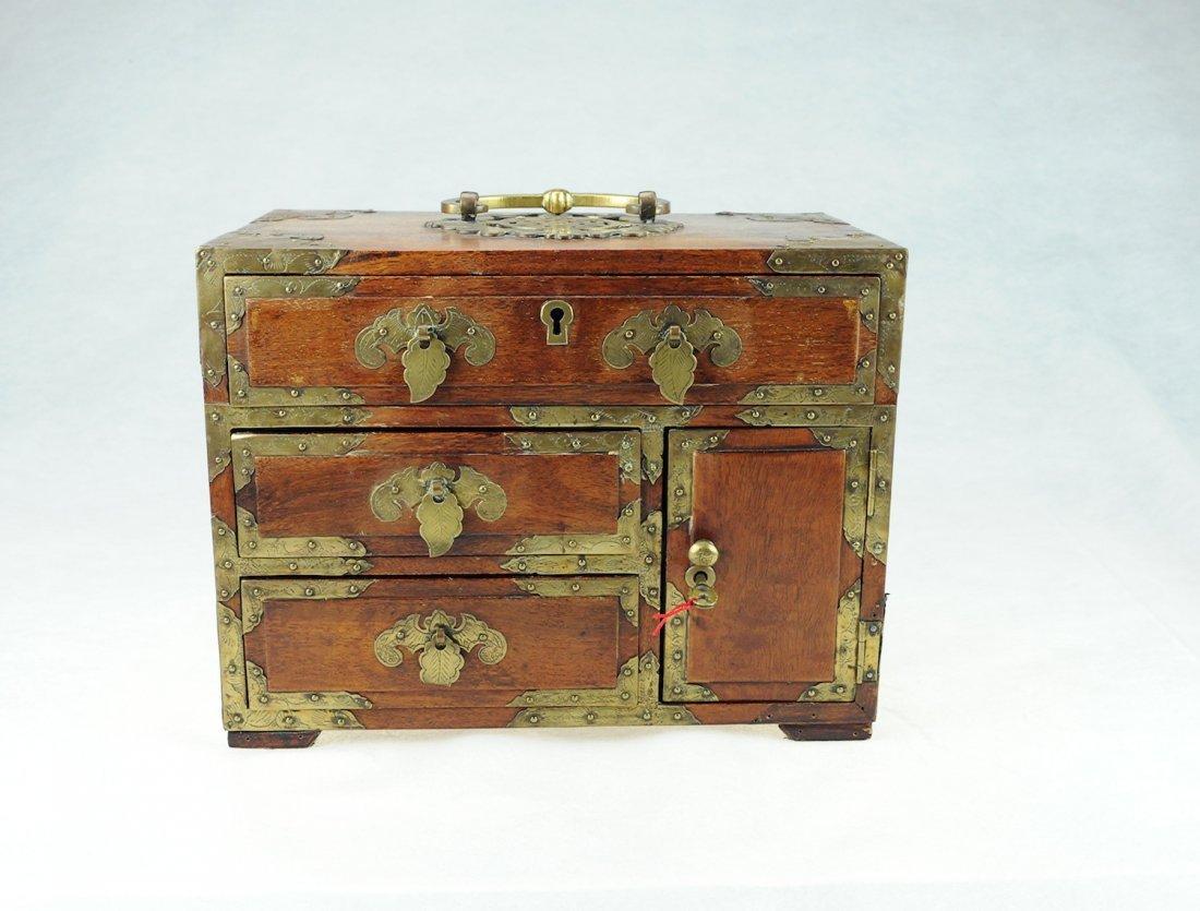 5002: Huali jewerly box
