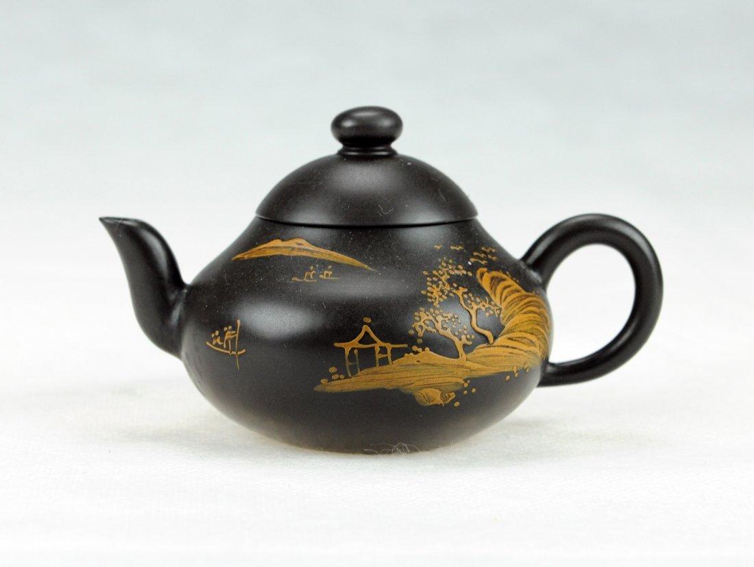 5010: Meng Chen?A Zisha Tea pot