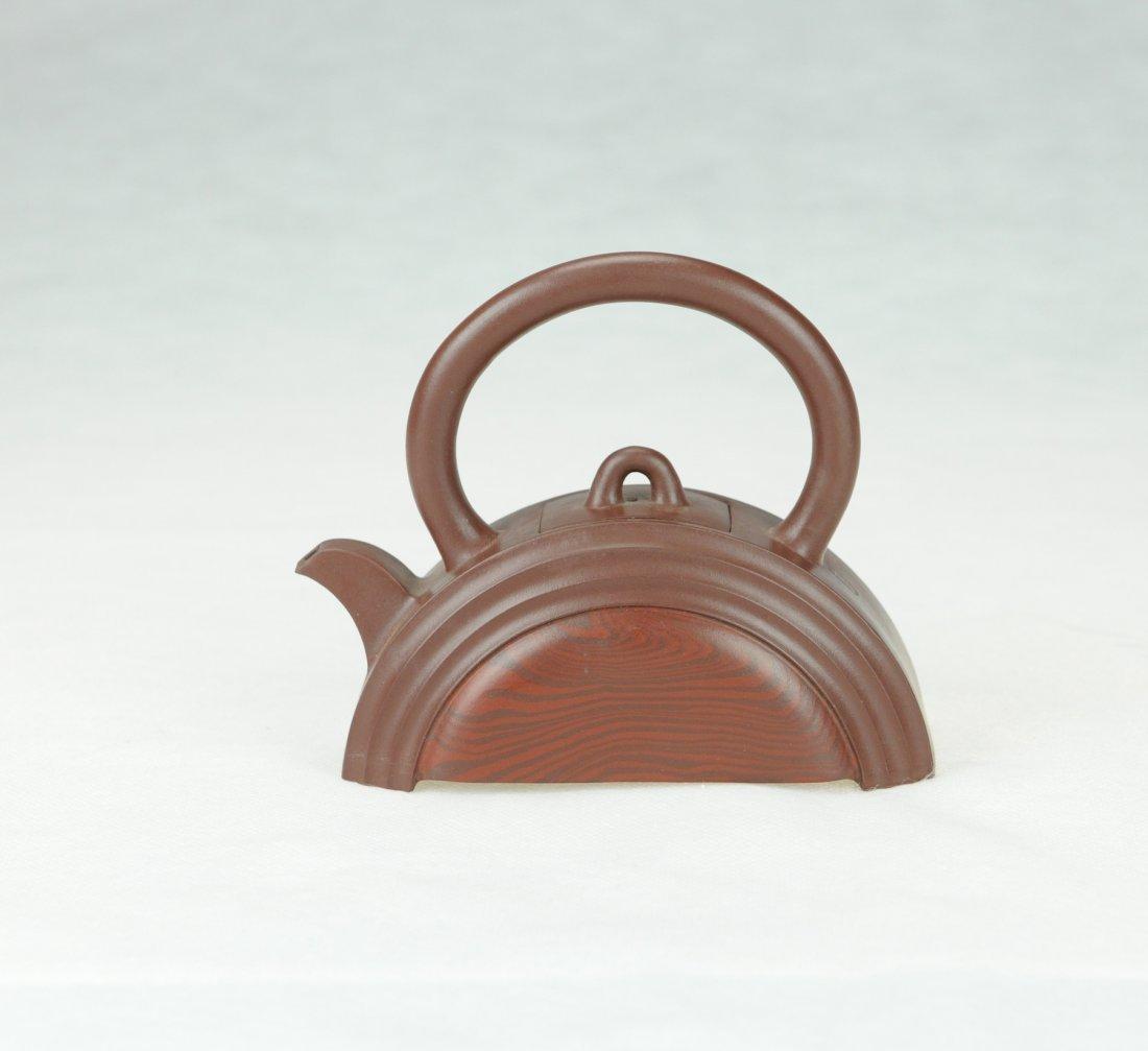 5014: Lu Wenxia-A Zisha Tea pot