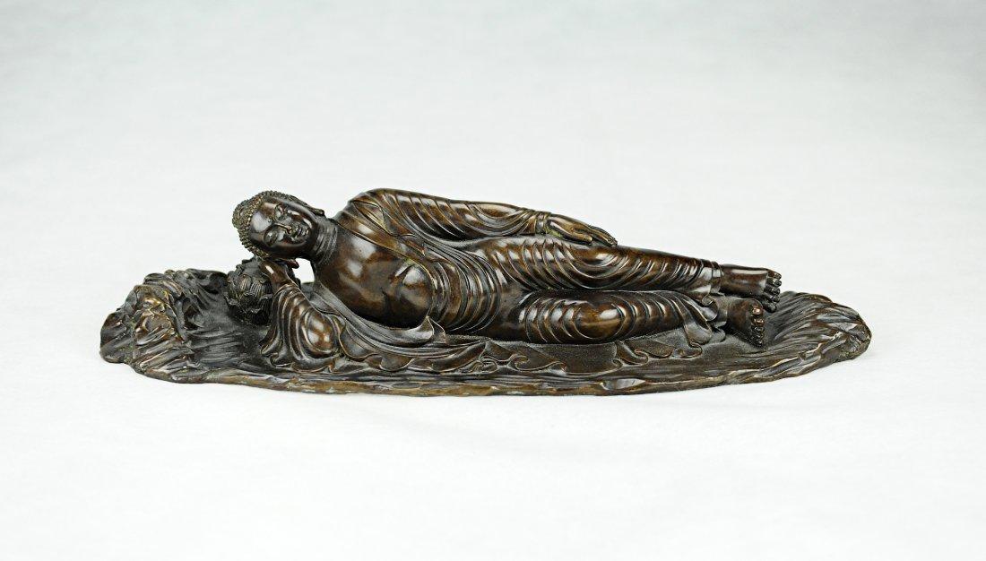 5024: A bronze Buddha