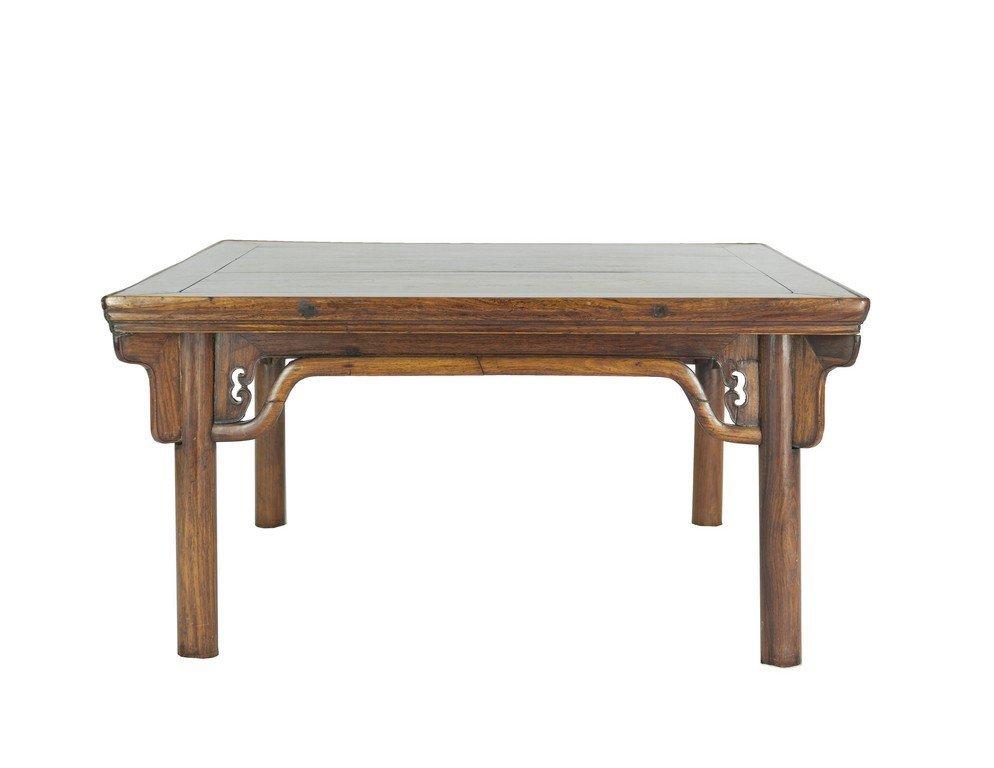 Ming - HUANG HUALI 'RU YI' SQUARE TABLE