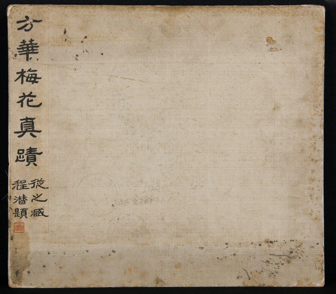 Fang Hua (1746-1803) 12 Pages Album