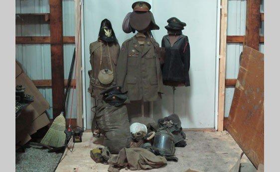 5171: Military Paraphanalia