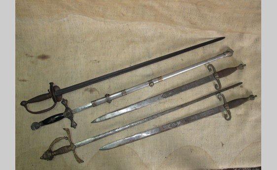 5292: Swords