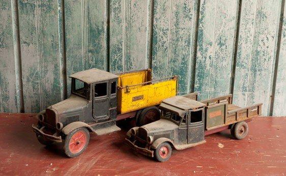 5437: Pressed Steel Trucks