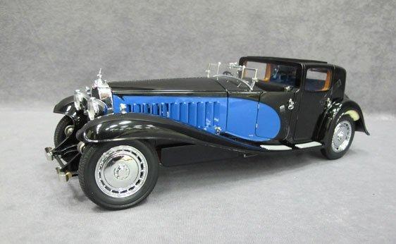 351N: 1/18 Scale Bauer by GmbH Bugatti Royale Coupe Dev