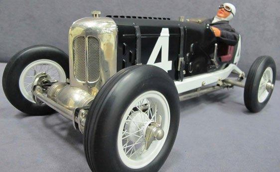 353N: 1/8 Scale Gilbow 1928 Leon Duray Miller #4 Race C