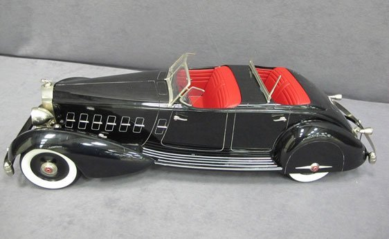 357N: 1/8 Scale High Quality Hand Built 1930's Packard