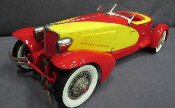 360N: 1/8 Scale High Quality Hand Built 1930's Cord L29