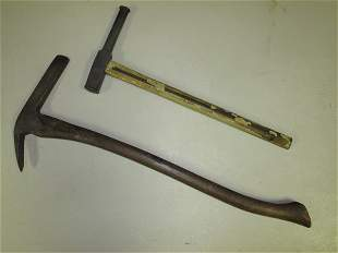 2 Forged Head Tools