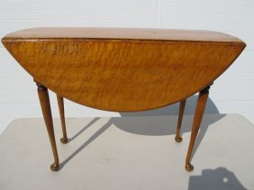 Very Nice Early Small Drop Leaf Table