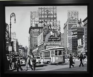Ilkin Deniz Original Times Square 1930s