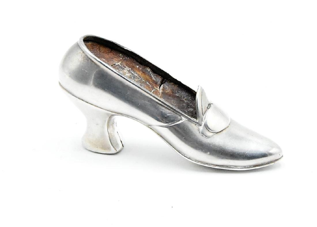 Sterling Silver Shoe Paper Weight