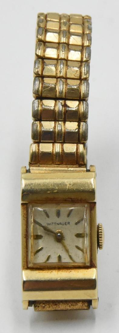 14K Woman's Wittnauer Watch