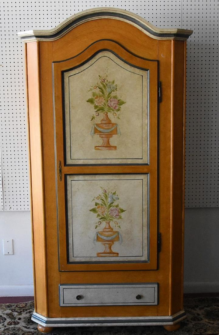 Lockable China Cabinet
