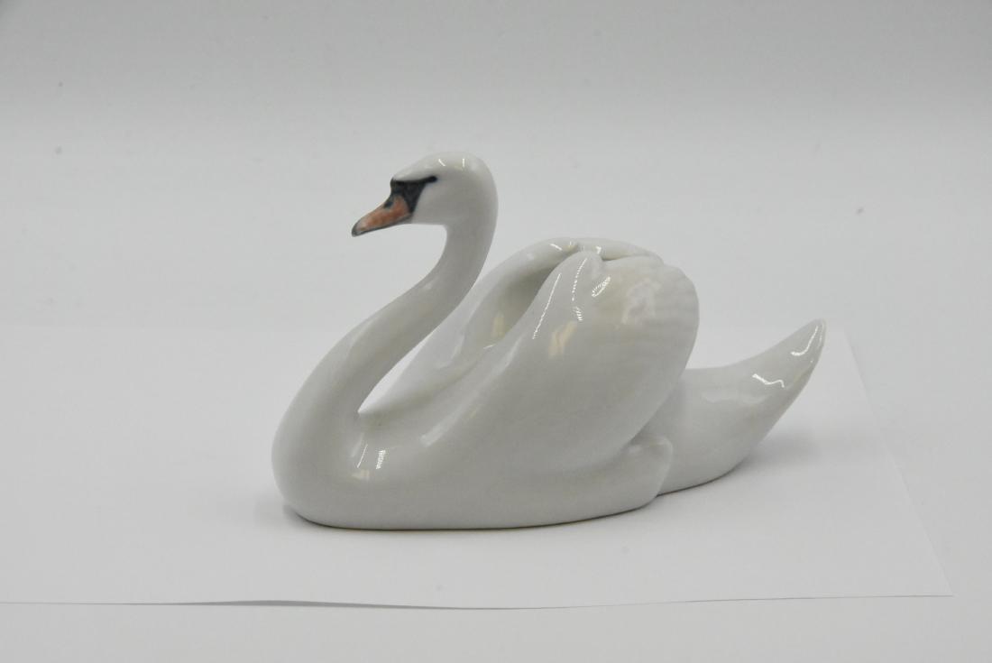Royal Copenhagen Swan