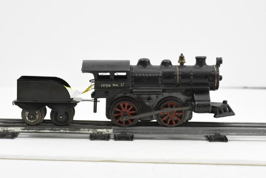 Ives Wind Up Train no. 17