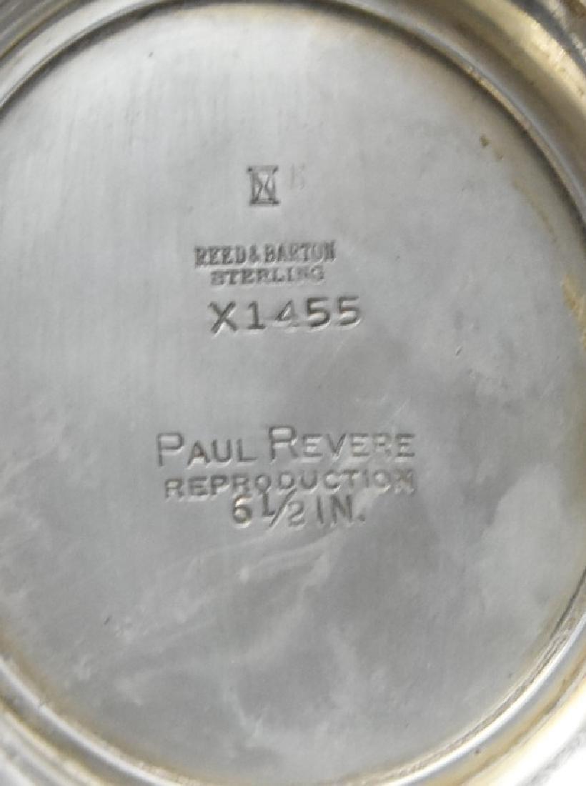 Paul Revere Design Reed & Barton Sterling - 2