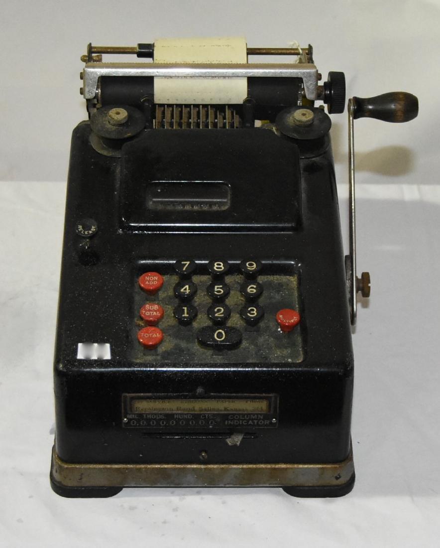 Remington Rand Calculator