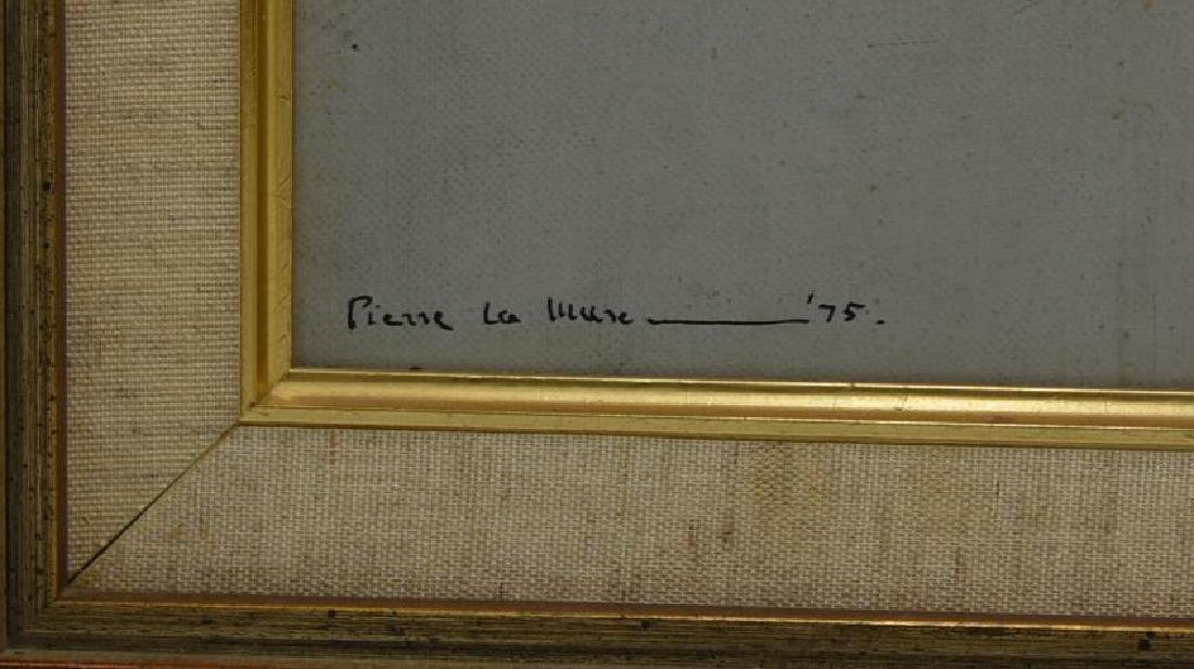 "Pierre La Mure ""In Memorani"" Original Signed - 2"
