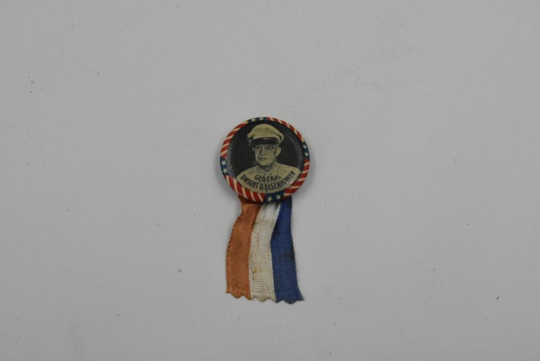 General Dwight D. Eisenhower Pin & Ribbon