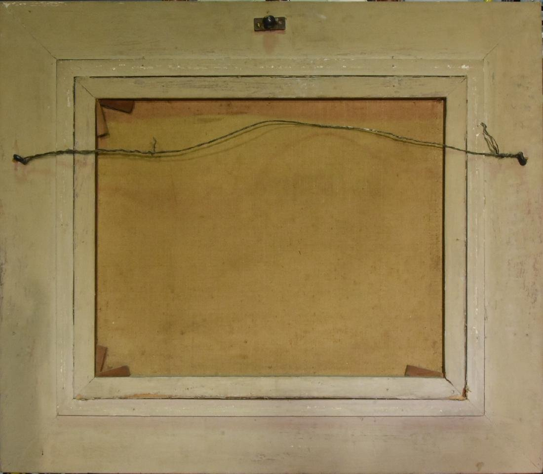 John Elwood Bundy (1853 1933) Oil On Canvas, Large - 2