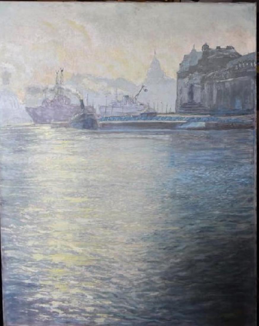 Signed Original A. Nowak Gadansk Shipyard