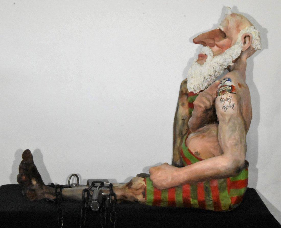 Will Kurtz Original Mixed Medium Sculpture - 4