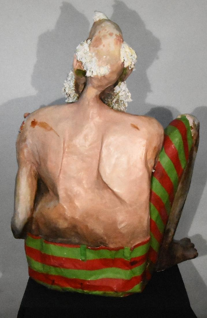 Will Kurtz Original Mixed Medium Sculpture - 5