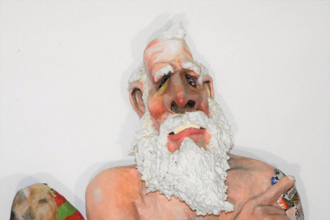 Will Kurtz Original Mixed Medium Sculpture - 7