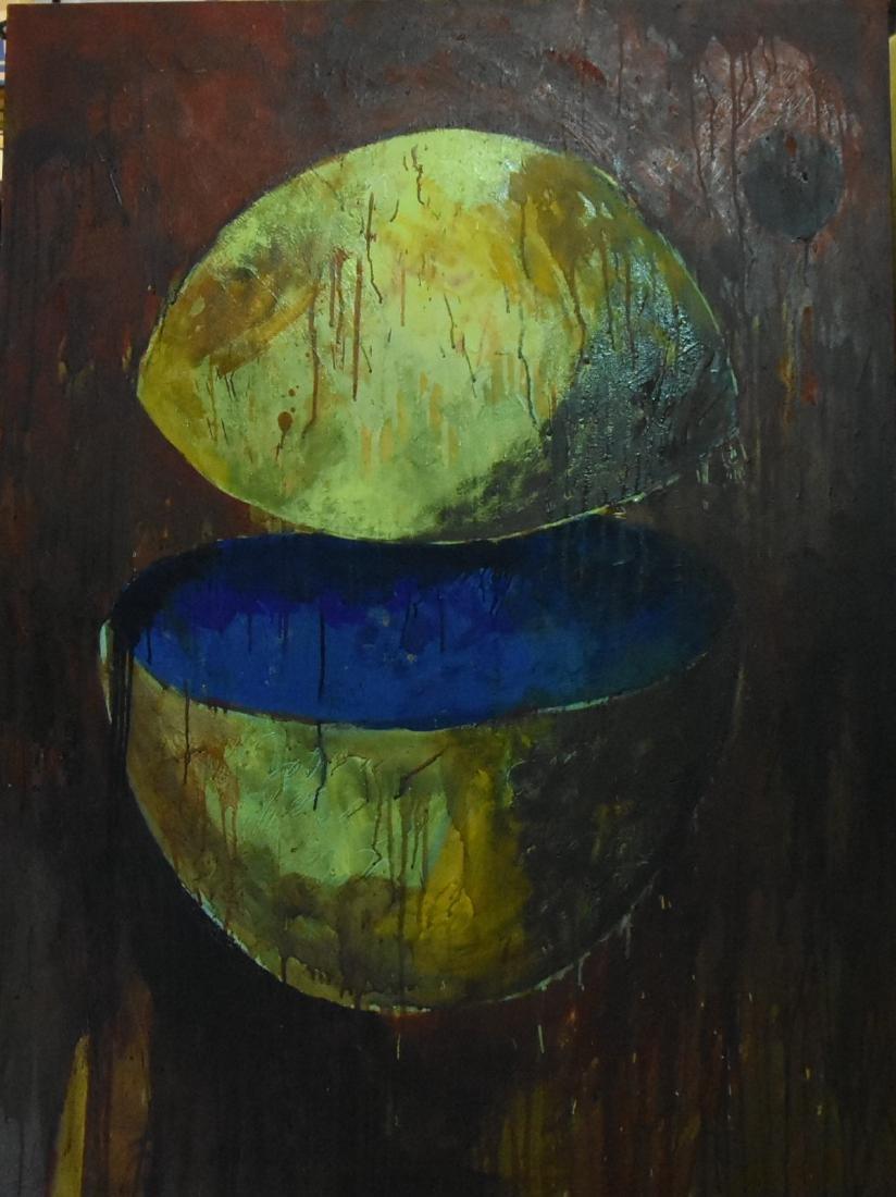 Bogdan Korczowski Original Oil Painting