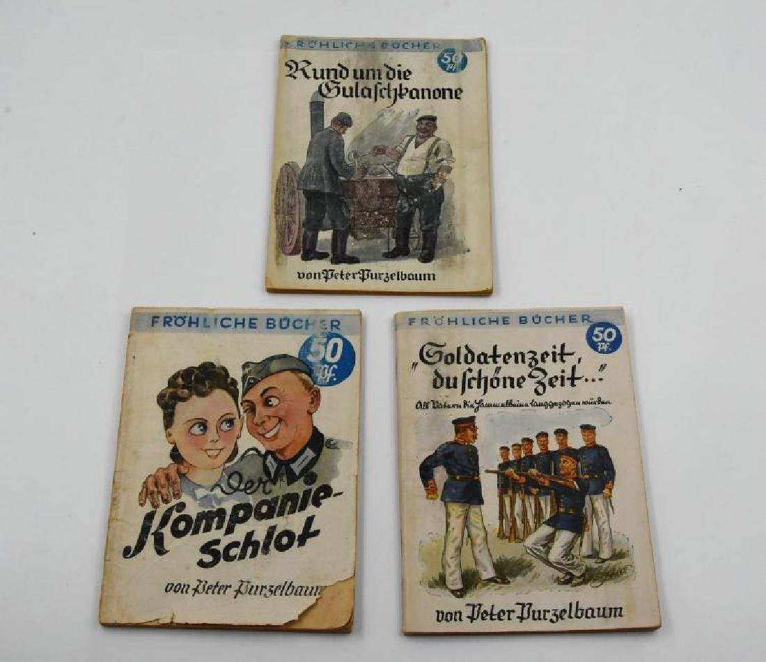 German WW2 Propaganda Books