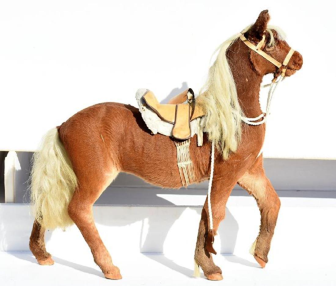 Child's pony & saddle
