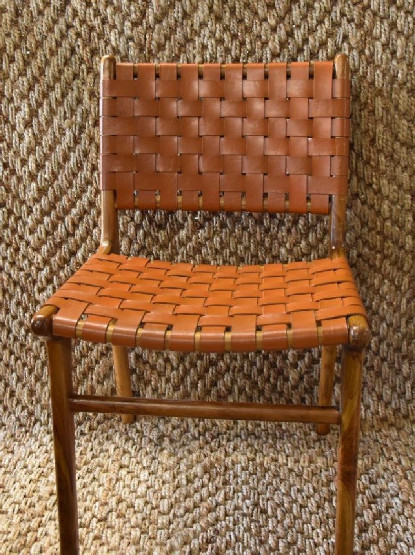 6 Leather Safavieh Richfield Heavy Cowhide leather