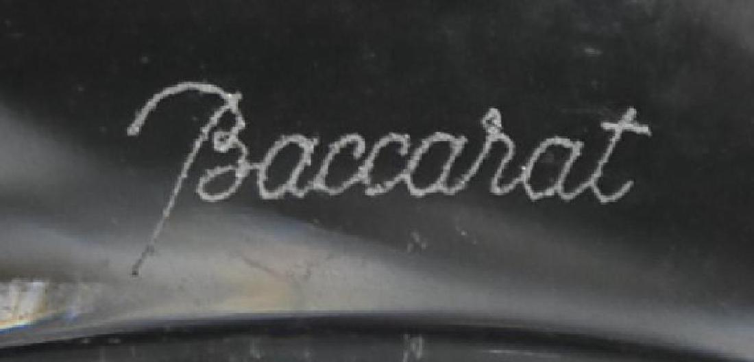 Baccarat Crystal Vase - 2