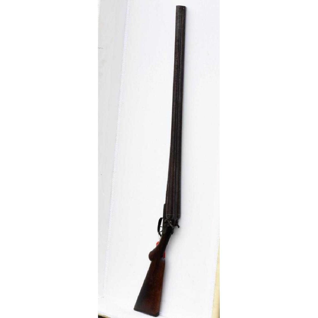 Remington 10 Gauge 1889 Arms Co. Double Barrel