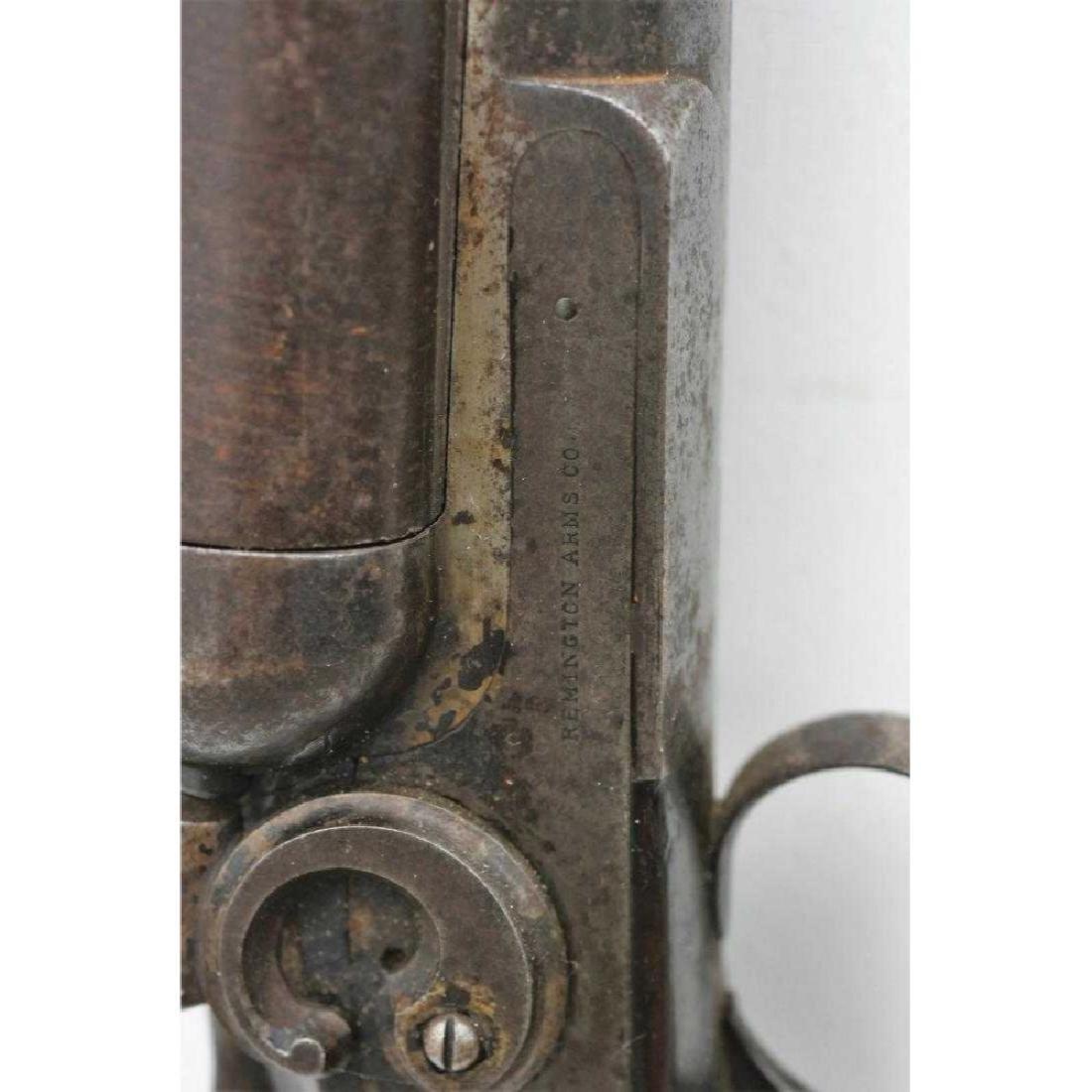 Remington 10 Gauge 1889 Arms Co. Double Barrel - 4