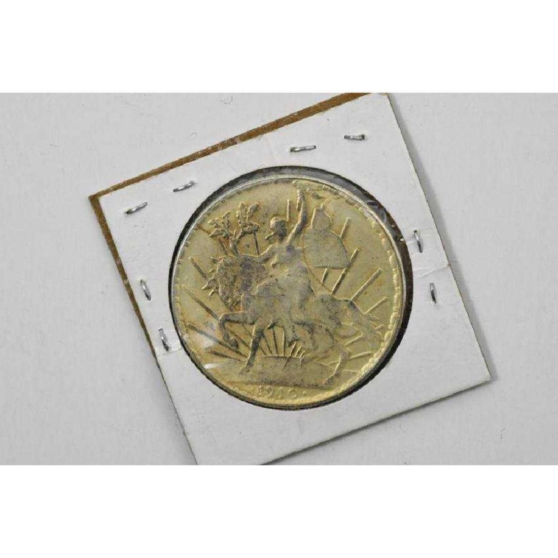 Mexican 1 peso Silver 1910 - 2
