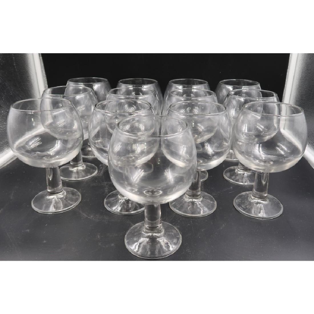14 Water glasses - Vintage -