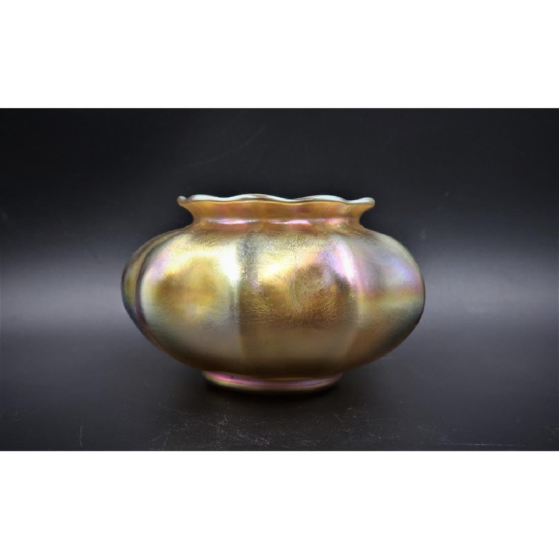 LC Tiffany Favrile Bowl